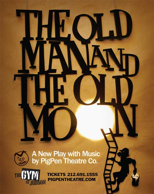 Pigpen: The Old Man and The Old Moon